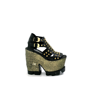 Modelo 4481 Dear Black / Broker Oro