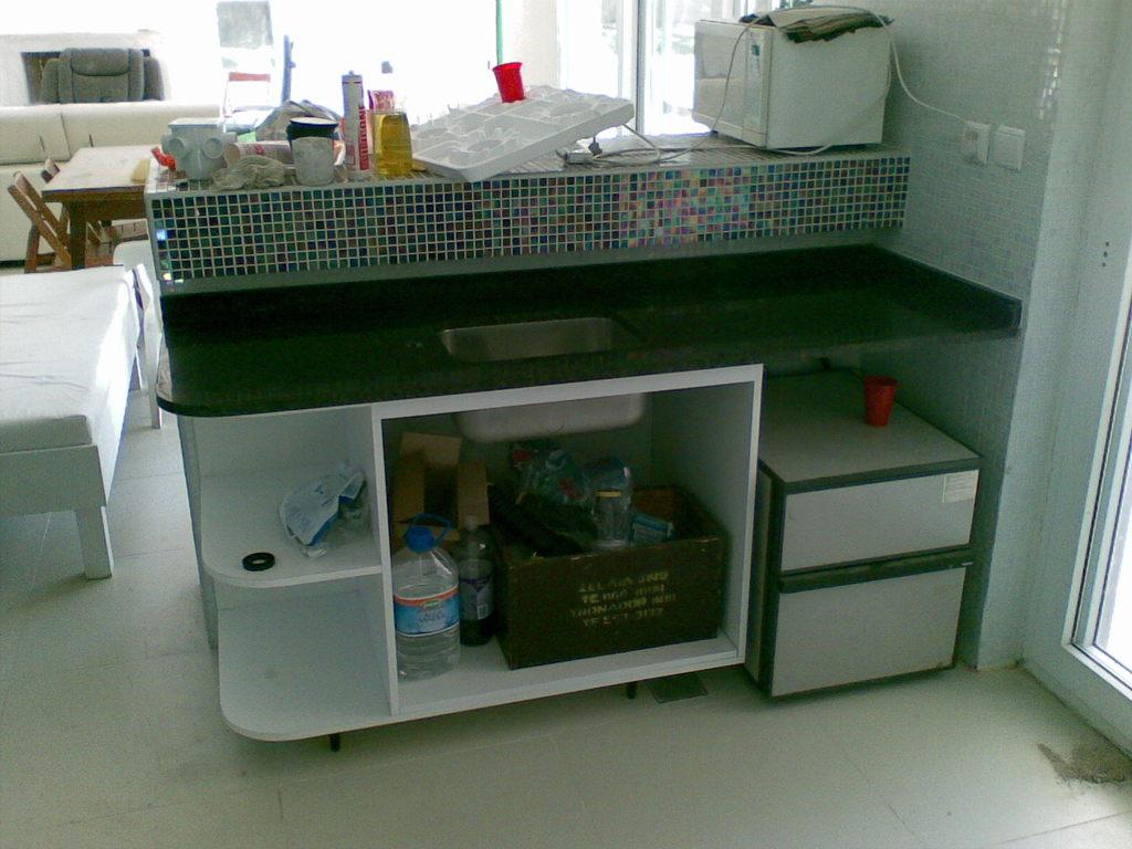 Bajo Mesada De Algarrobo Amoblamientos De Cocina Muebles  Review