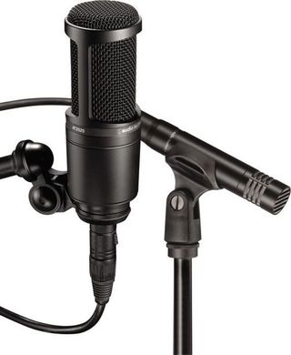 Audio Technica AT2041sp - Pack de Micrófonos condenser diafragma chico