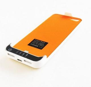 Funda cargadora iPhone 5 y 5s.