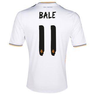 Real Madrid Local 13/14 BALE
