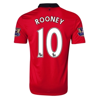 Manchester United  local pl 13/14 ROONEY