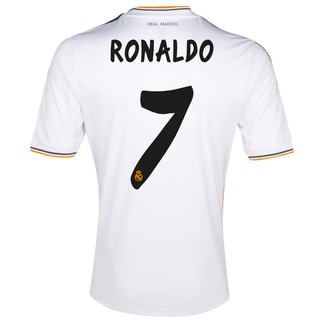 Real Madrid Local 13/14 C.RONALDO