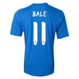Real Madrid Visitante 13/14 BALE