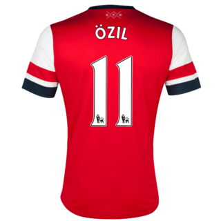 Arsenal Local 13/14 OZIL