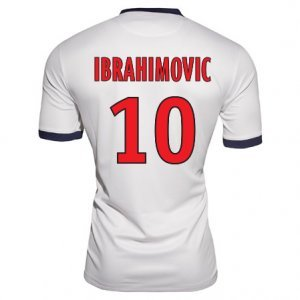 Paris Saint Germain Visitante 13/14 IBRAHIMOVIC