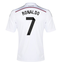 Real Madrid Local 14/15 C.RONALDO