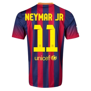Barcelona Local 13/14 NEYMAR