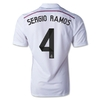 Real Madrid Local 14/15 SERGIO RAMOS