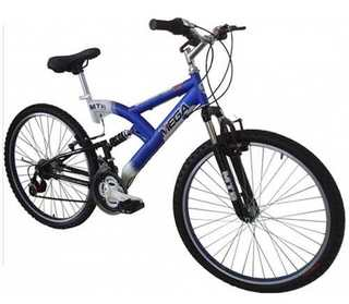 Mountain Bike Rod 26 Doble Suspension 21 Vel