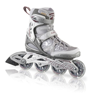 Rollers profesionales Rollerblade Spark Comp 80 Woman