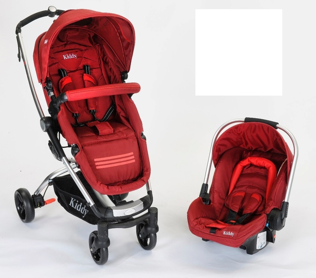 Cochecito KIDDY Eclipse Travel System