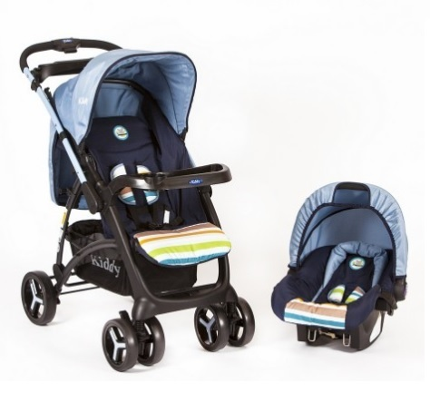 Cochecito KIDDY C30 Travel System con Huevito