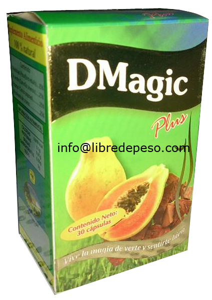 Dmagic Plus Pills