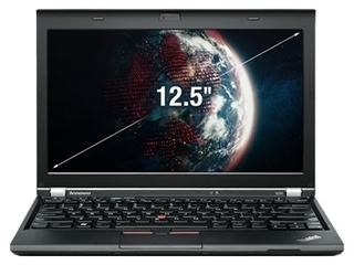 Notebook LENOVO X230 Core i5 RAM 4GB HD 500GB W7P64 12.5